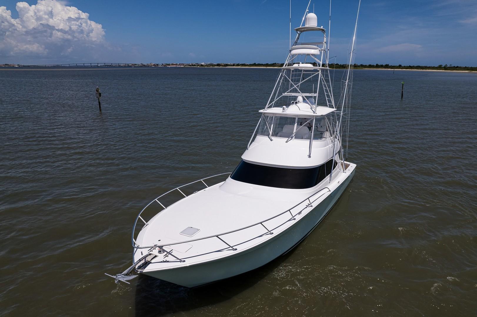Viking 55 - Half a Buc - Exterior Profile