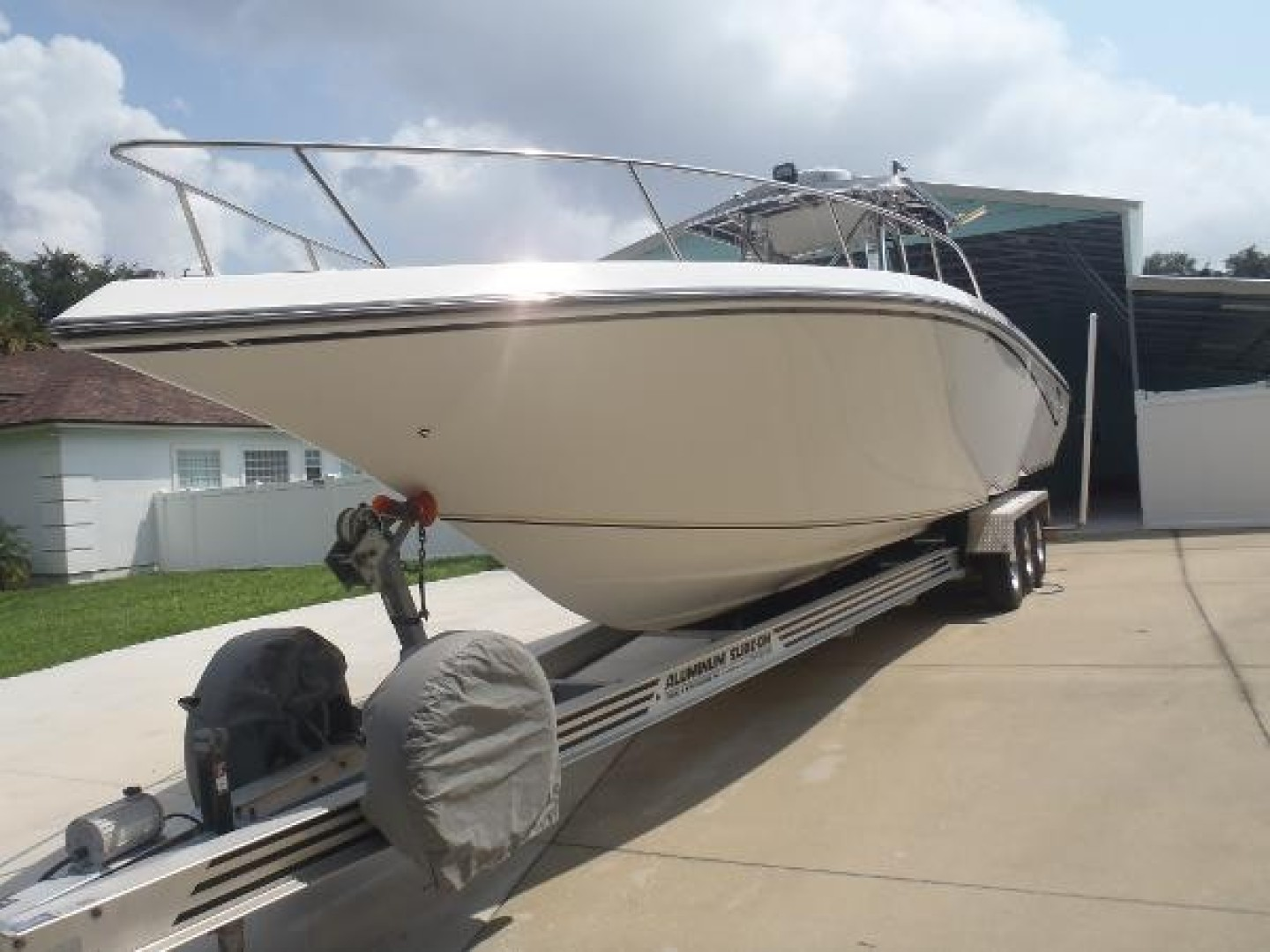 38ft Fountain Yacht For Sale