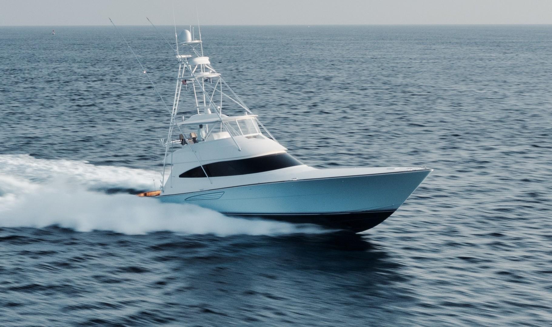 Viking 68 - Whirlwind - Exterior Profile