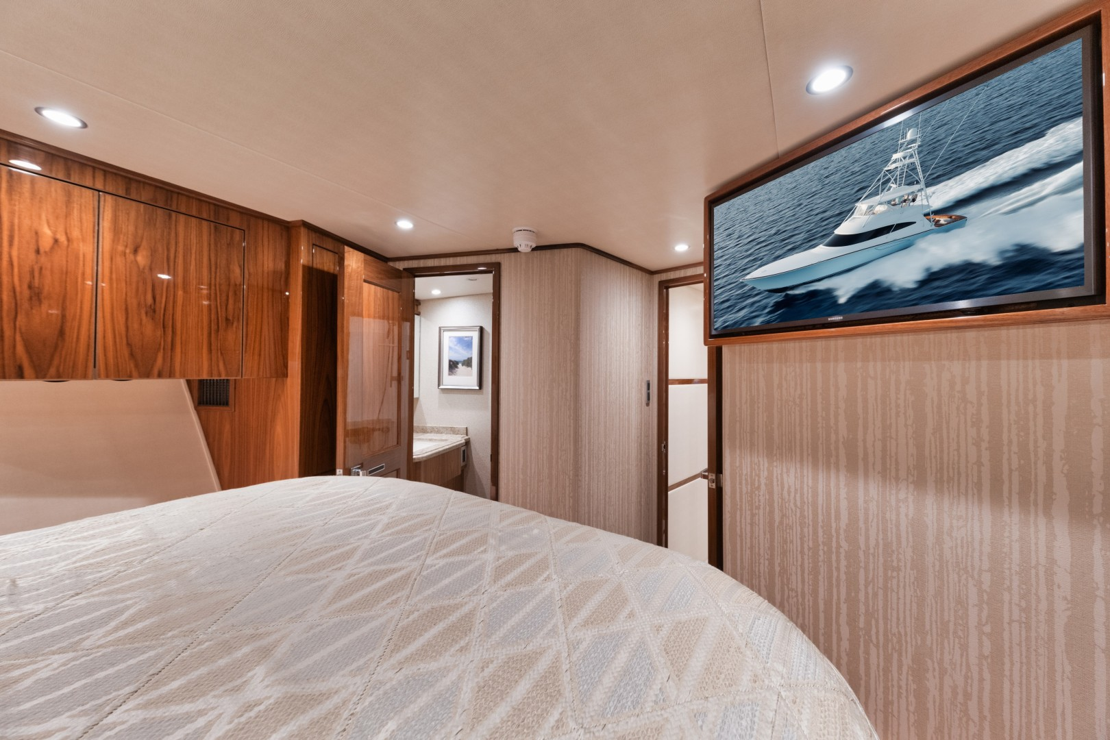 Viking 68 - Whirlwind - Guest Stateroom