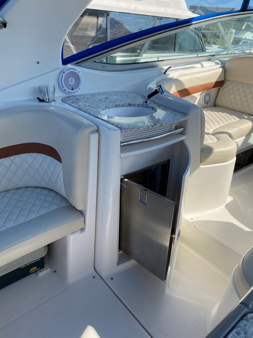 DASHA 35ft Chaparral Yacht For Sale