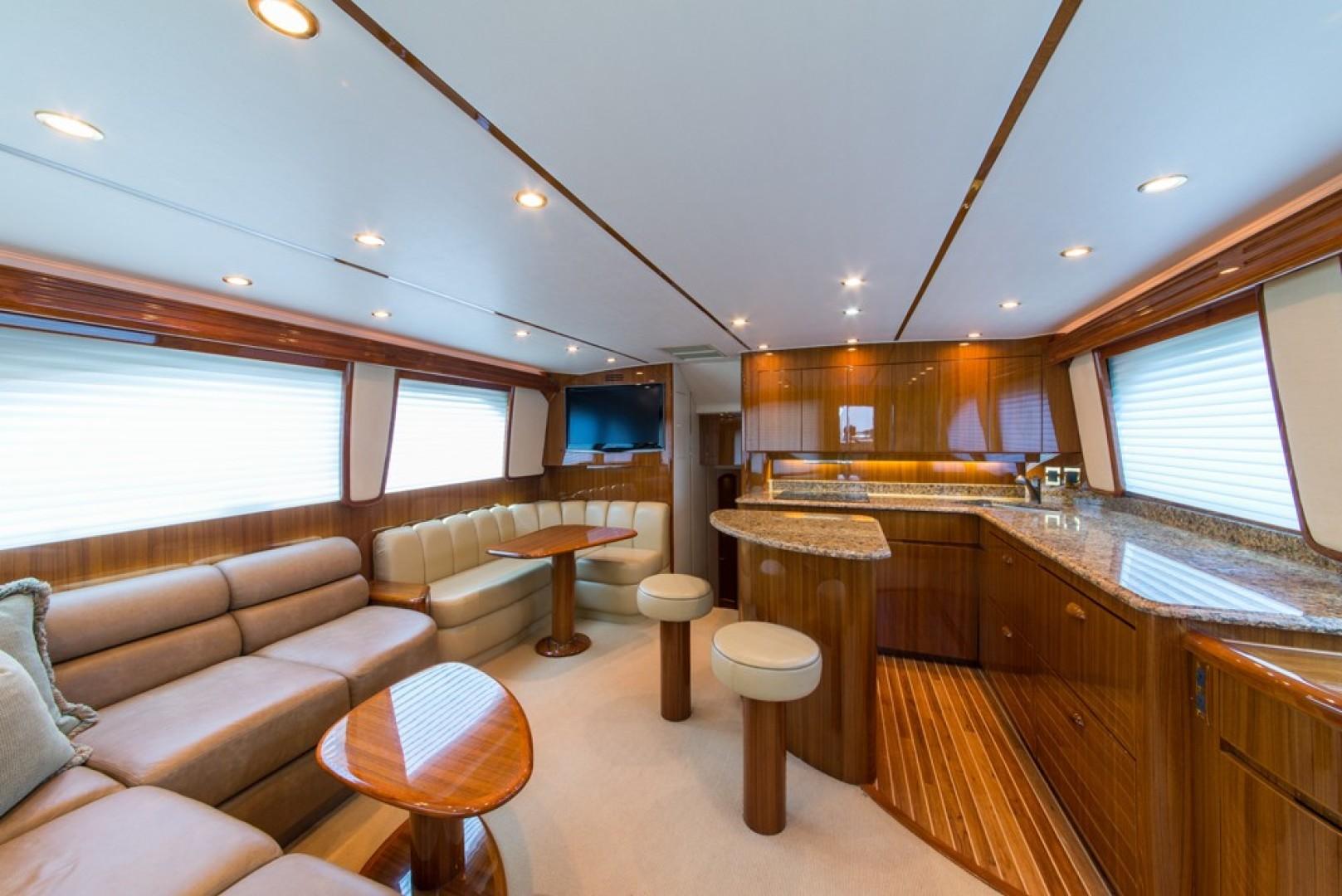 Viking 50 - SEA N DOUBLE - Salon