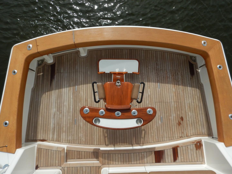 Viking 50 SEA N DOUBLE - Cockpit