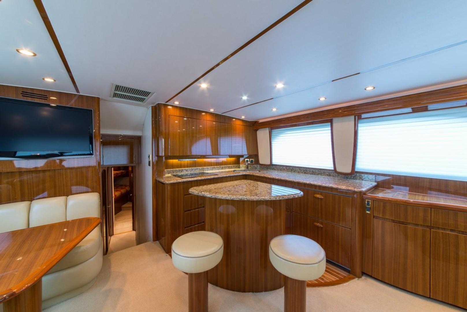 Viking 50- SEA N DOUBLE - Galley