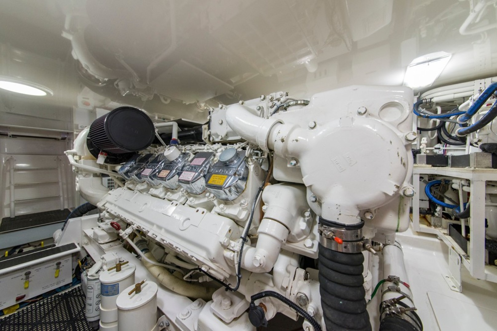 Viking 50 SEA N DOUBLE - Engine Room