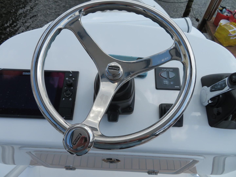 Venture 39 Boogie Man - edson wheel