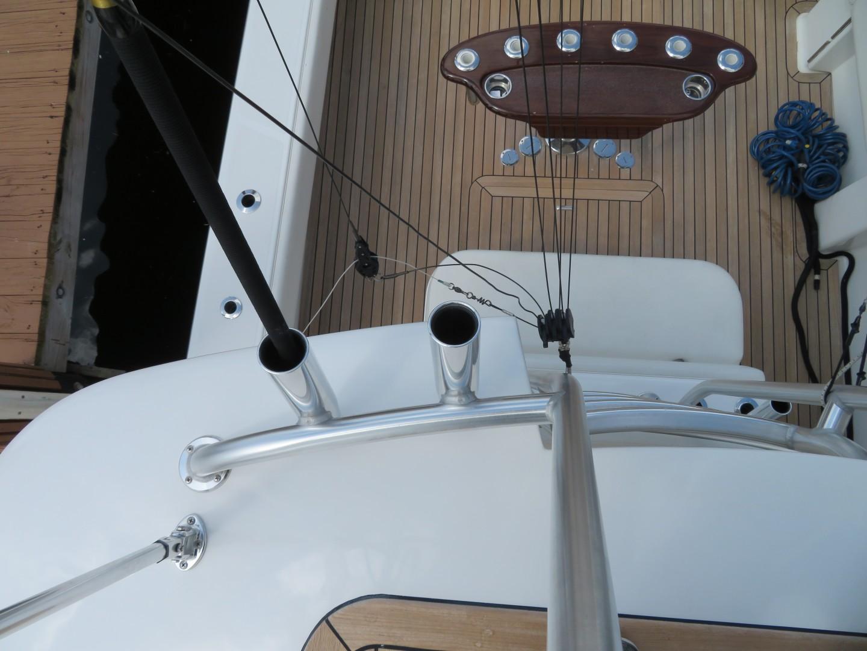 Venture 39 Boogie Man - cockpit