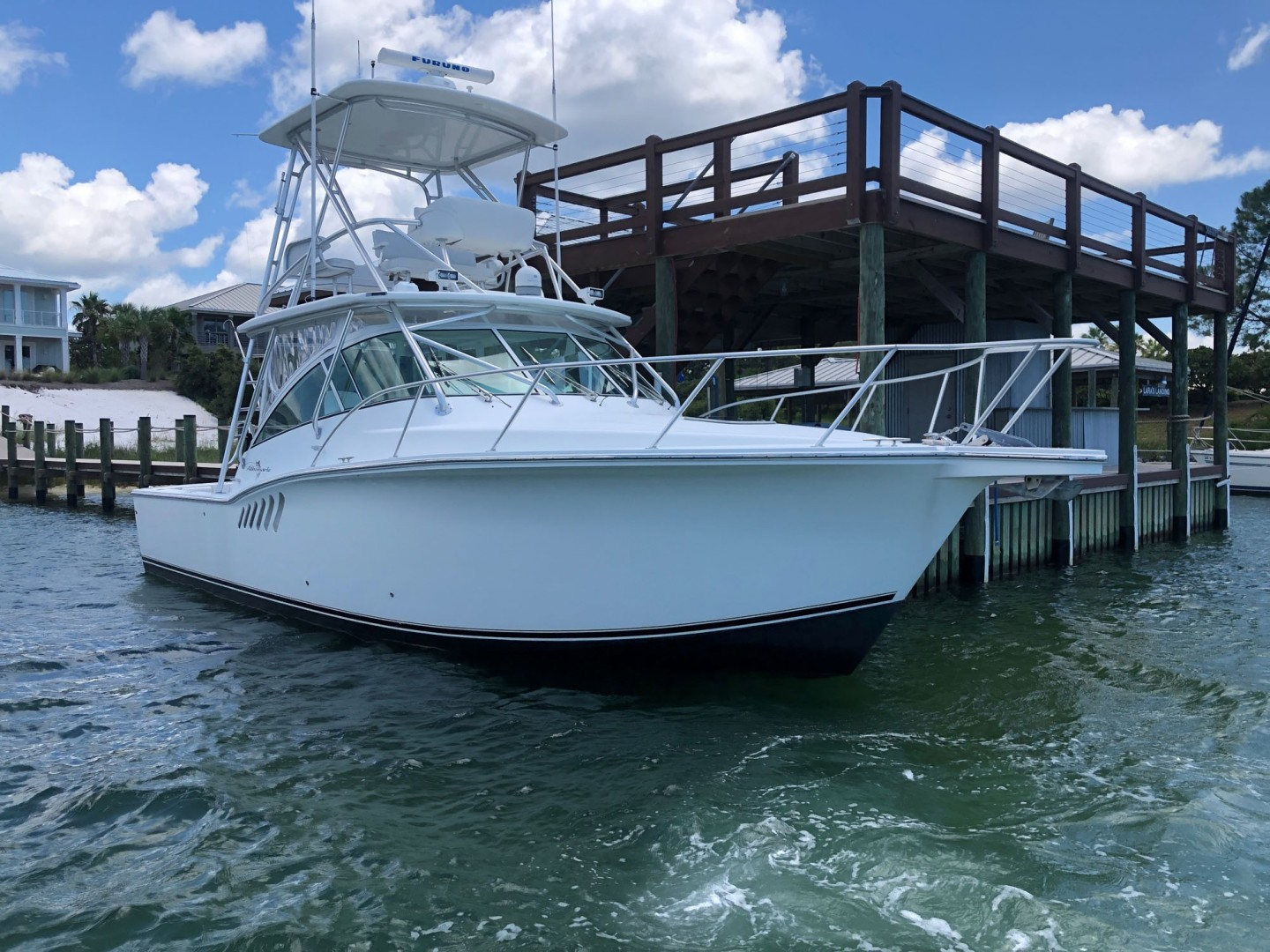 Dolphin IV is a Albemarle 360 Express Yacht For Sale in Orange Beach-Main Profile-0