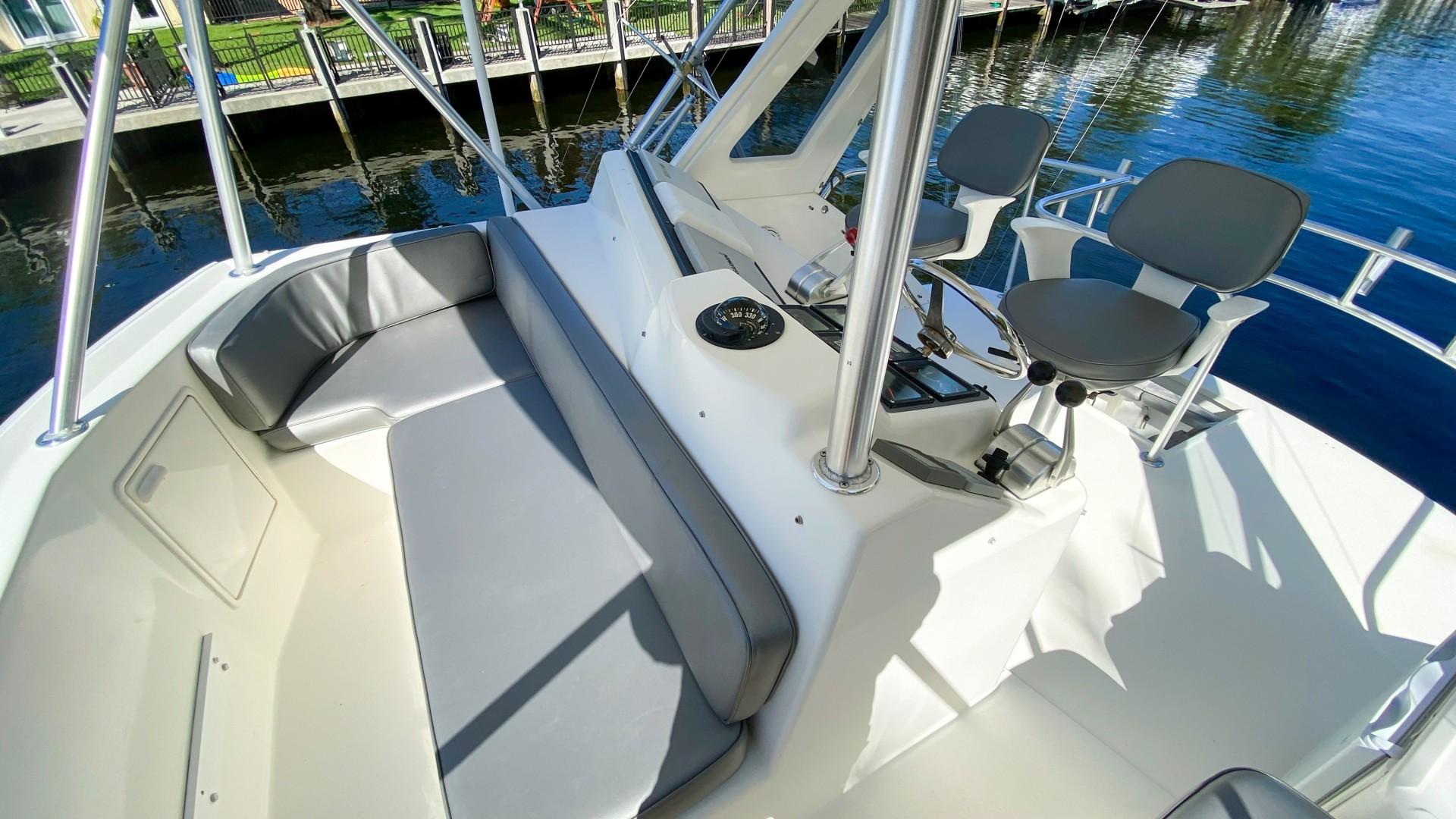 Ocean 48 - Bad Fish - Flybridge