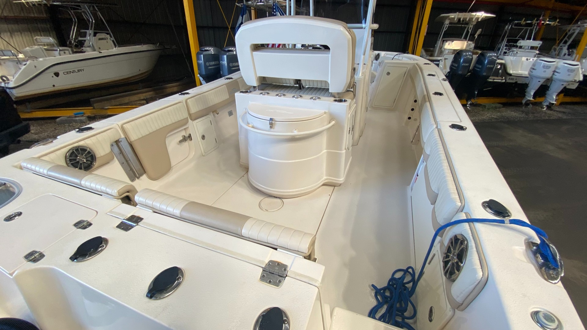 Sea Chaser 27 Aft