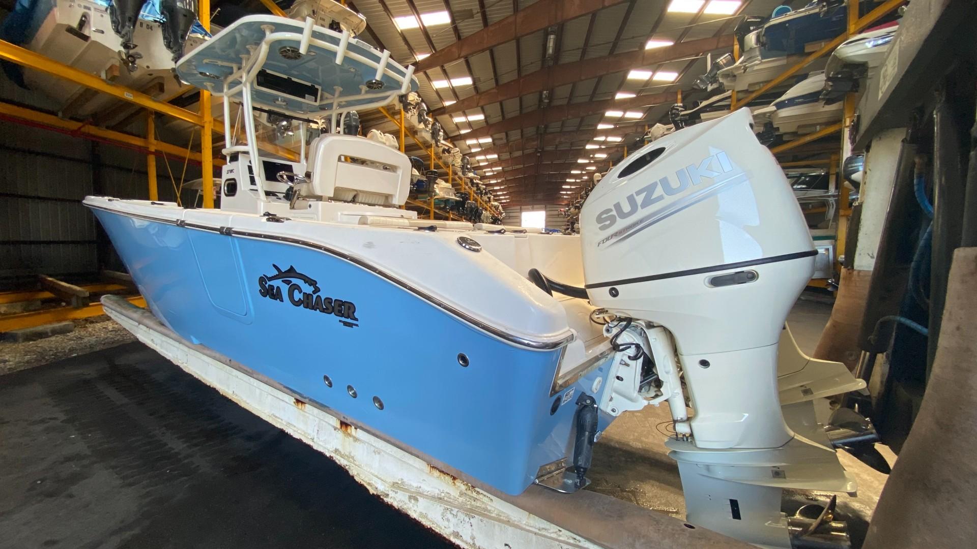 Sea Chaser 27 Profile