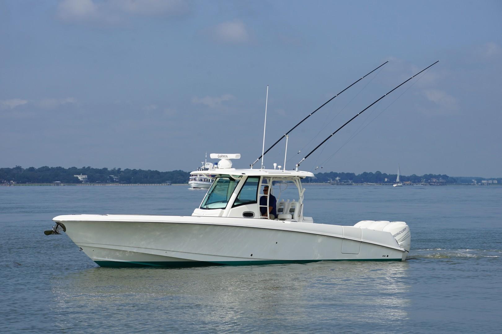 Boston Whaler 35 - Sandra C - profile