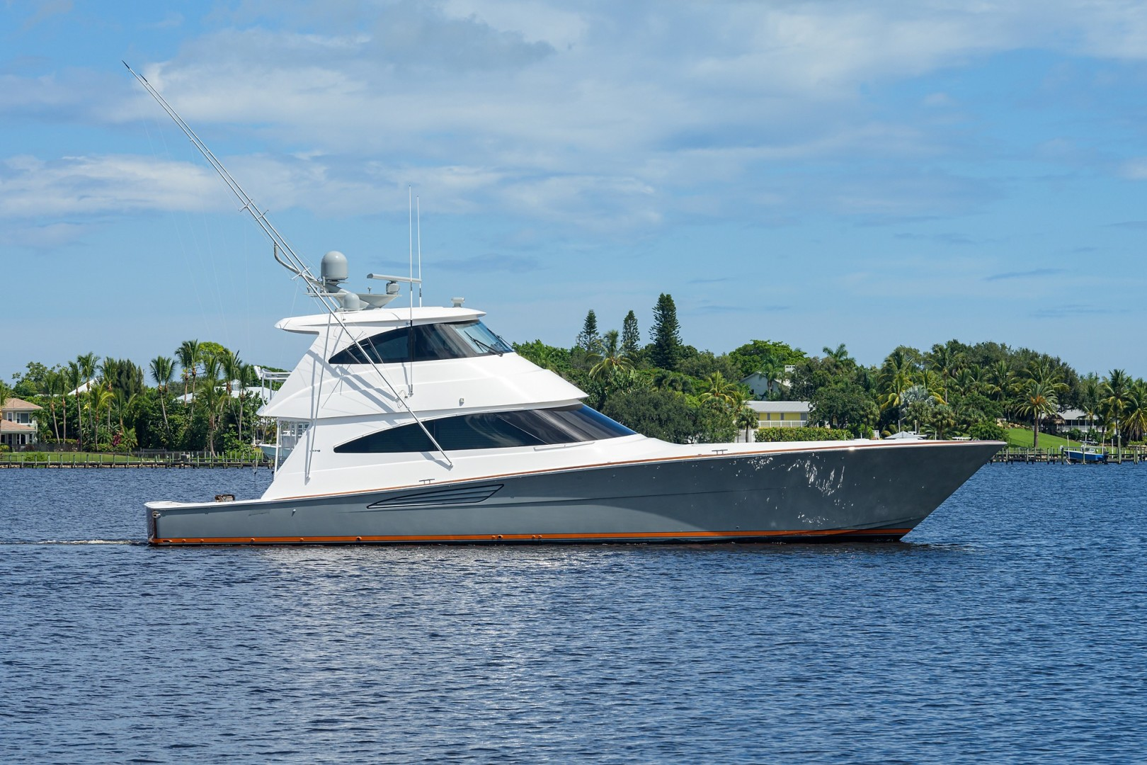 Viking 68 WAE FUN - Profile