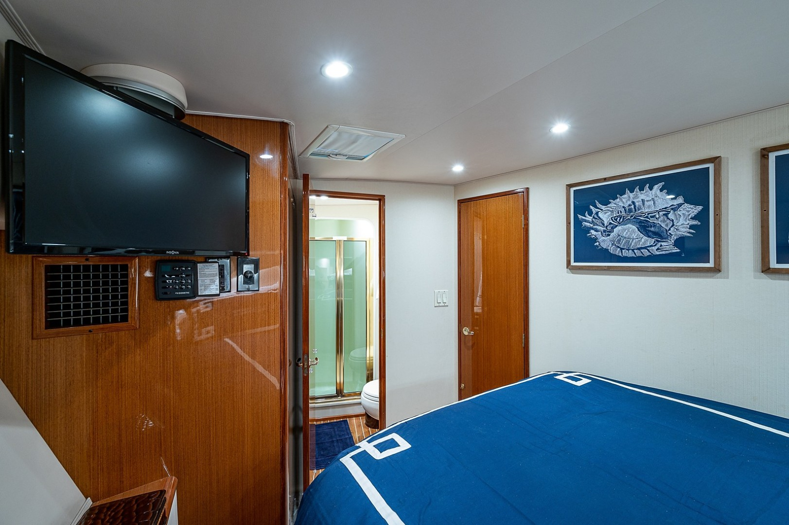 Viking 48 - Liberty - Master Stateroom