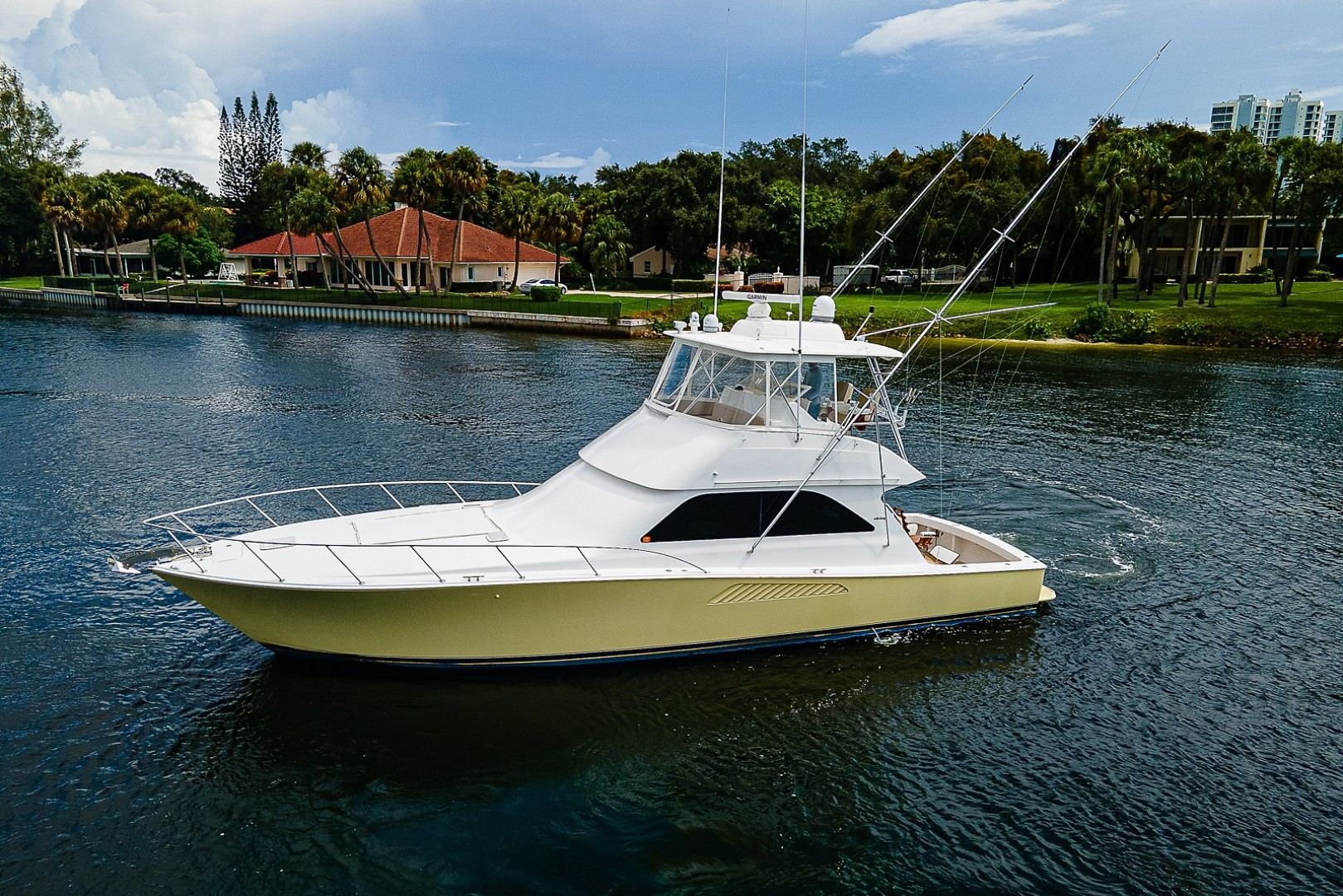 Viking 48 - Liberty - Profile