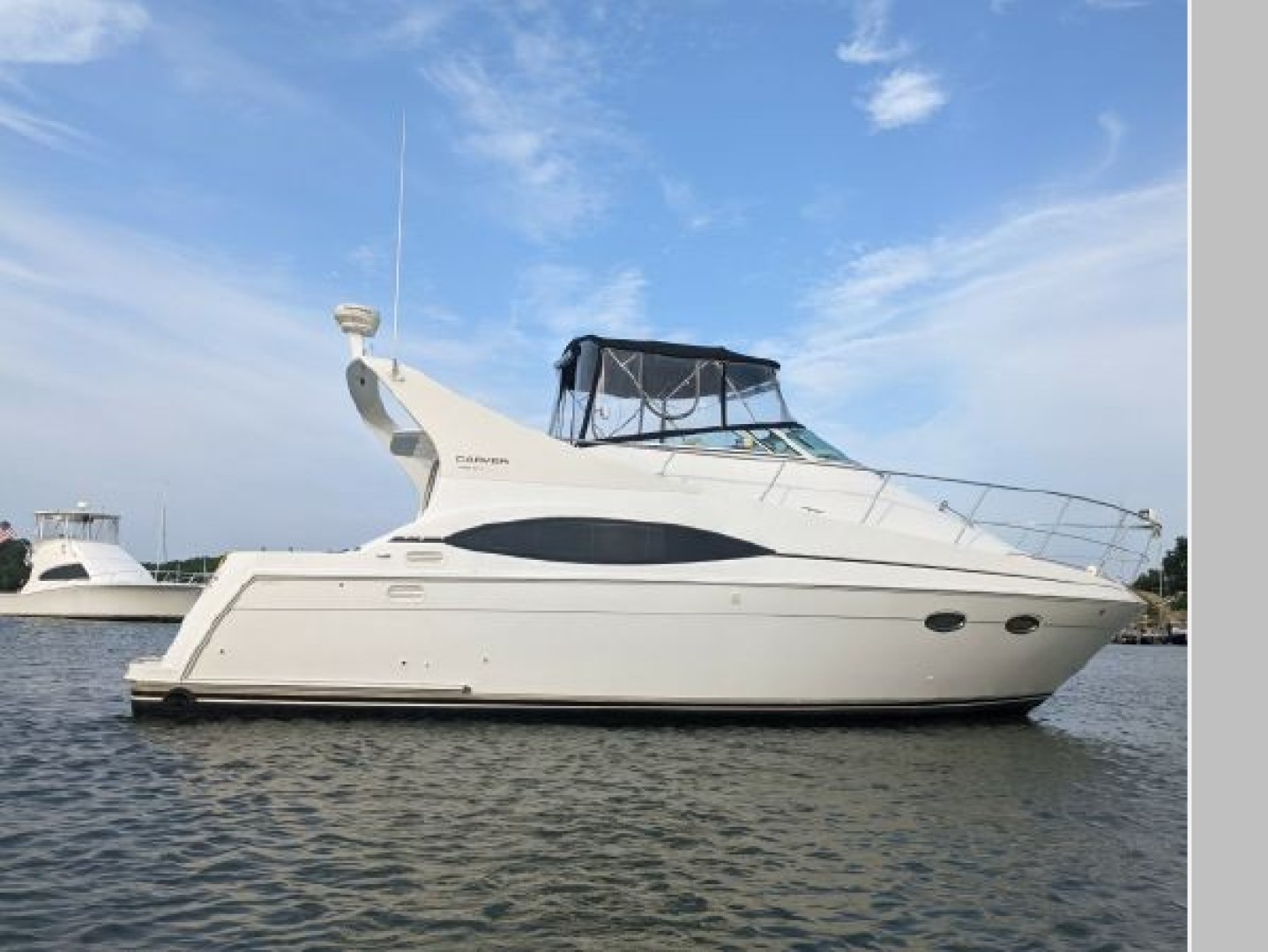 Starry Night 35ft Carver Yacht For Sale