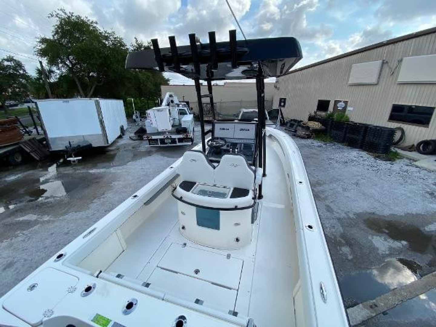 27ft ShearWater Yacht For Sale