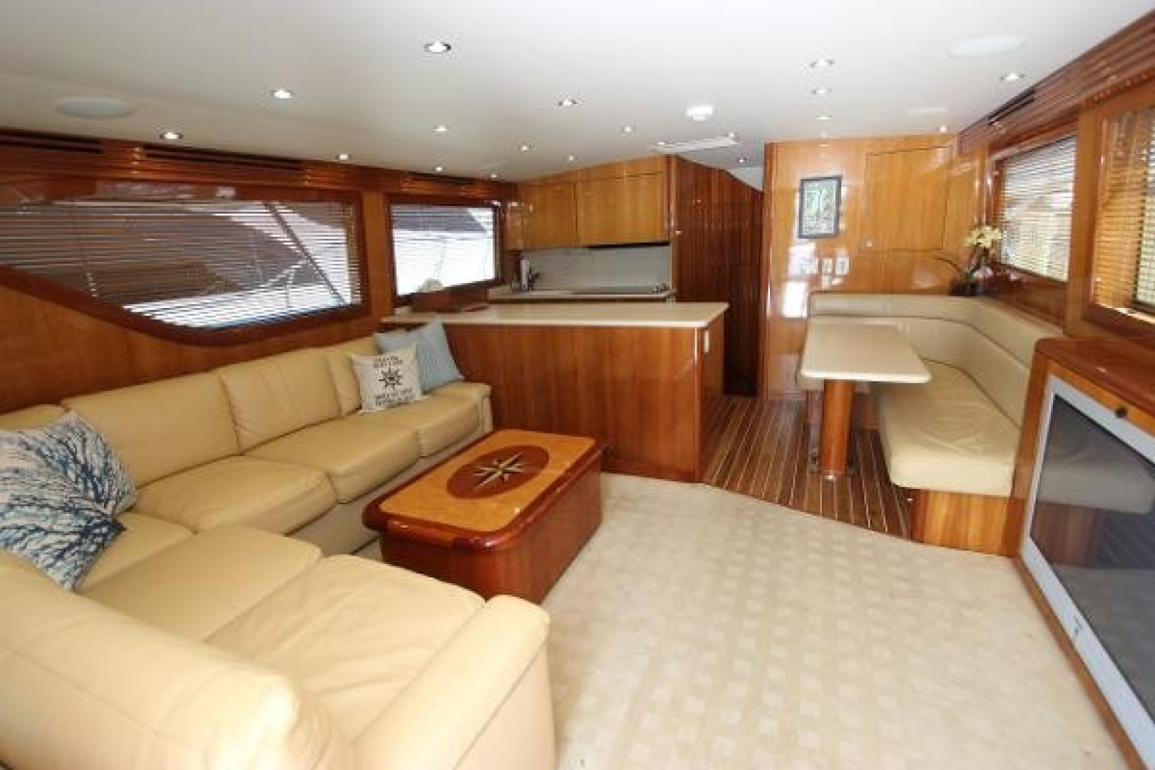60ft Hatteras Yacht For Sale