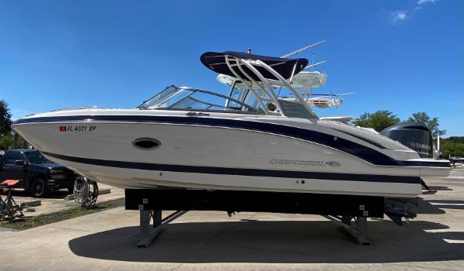 25ft Chaparral Yacht For Sale