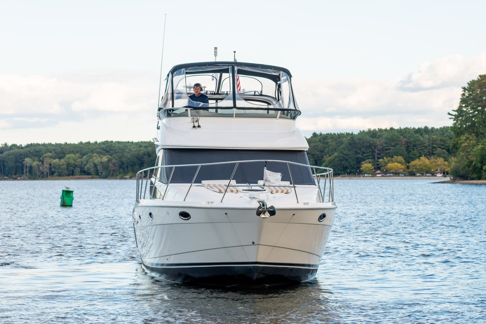 Meridian 39 - Out'n About - Exterior Profile