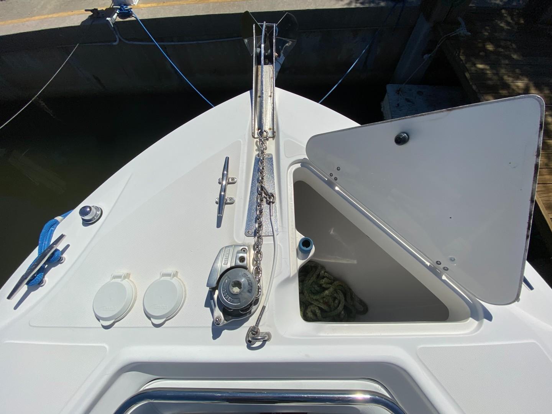Boston Whaler 27 - Anchor Locker