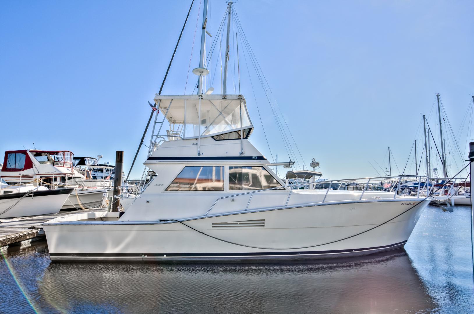 Viking 41 - Yota Life - Exterior Profile