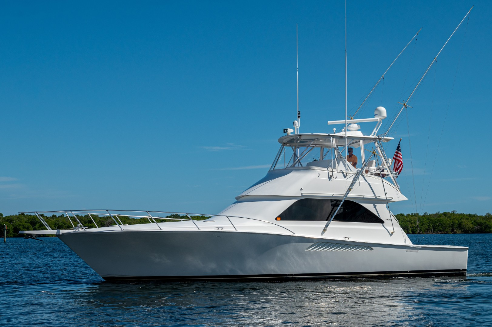 Viking 45 - After Party - Exterior Profile