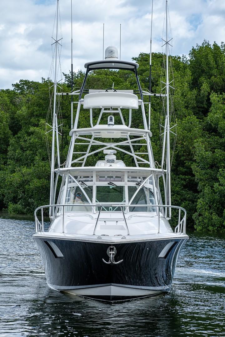 SeaVee 43 - Policy Limits - Exterior Profile