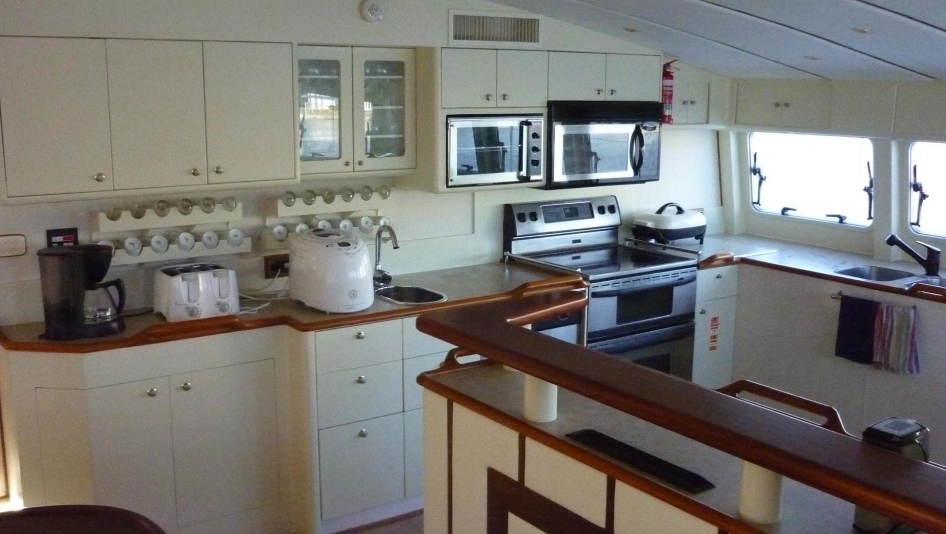 Custom-Catamaran 2009-Bonefish Brunswick-Georgia-United States-Galley-610026 | Thumbnail
