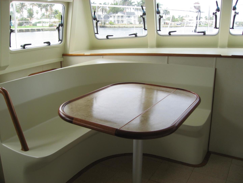 Custom-Catamaran 2009-Bonefish Brunswick-Georgia-United States-Dinette-610036 | Thumbnail