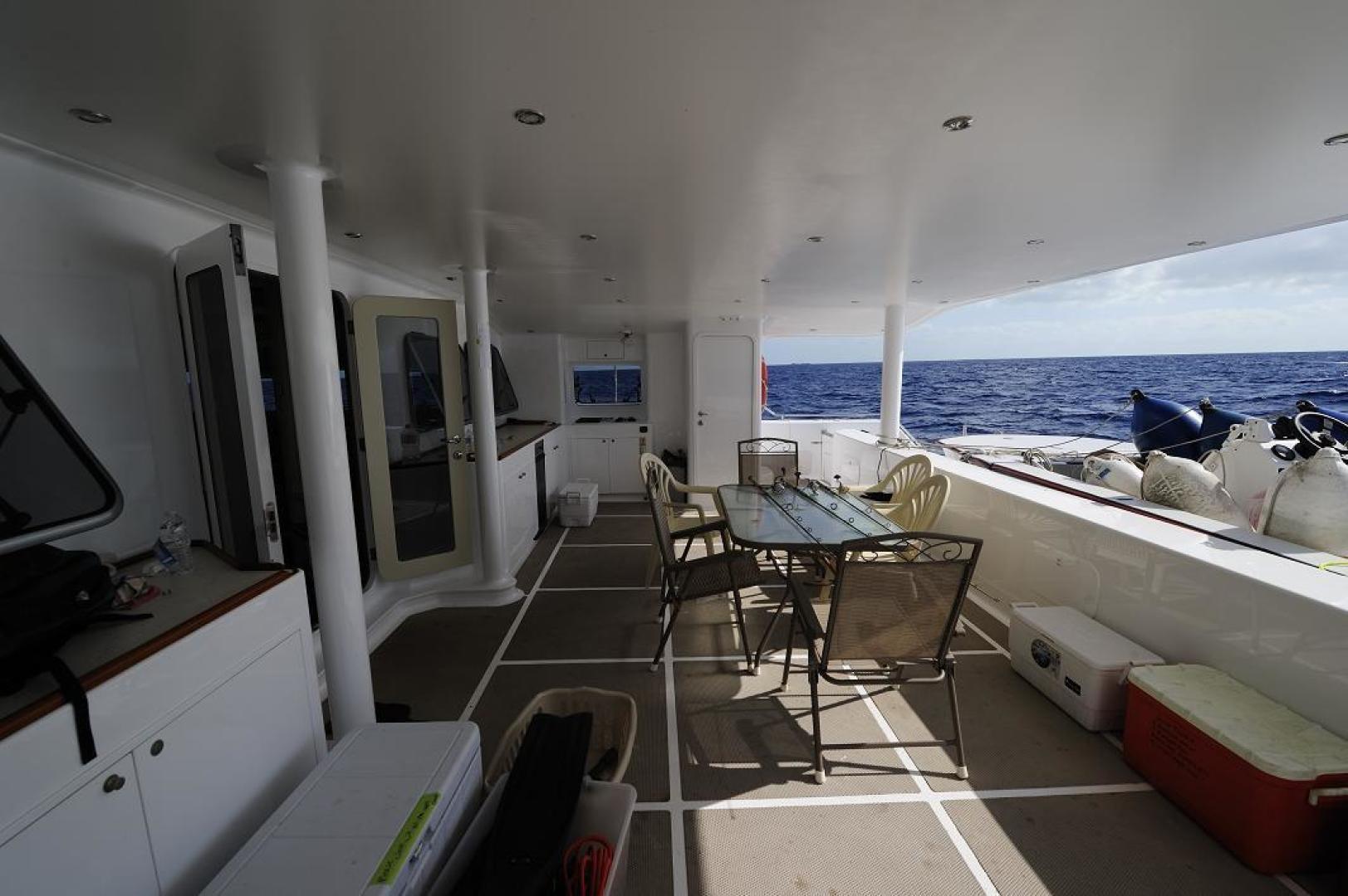 Custom-Catamaran 2009-Bonefish Brunswick-Georgia-United States-Aft Deck-610024 | Thumbnail