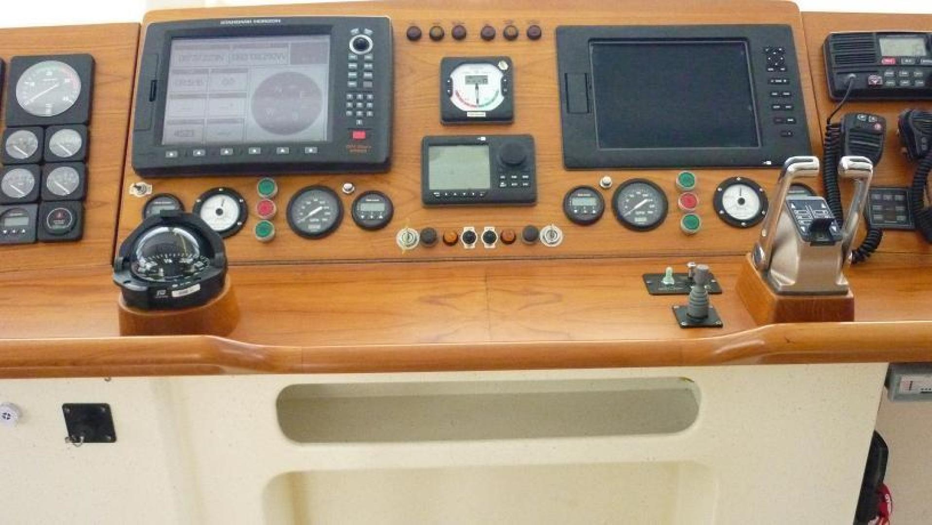 Custom-Catamaran 2009-Bonefish Brunswick-Georgia-United States-Helm Center Console-610025 | Thumbnail