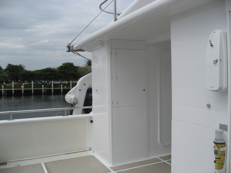 Custom-Catamaran 2009-Bonefish Brunswick-Georgia-United States-Middle Cockpit-610047 | Thumbnail