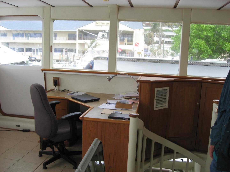 Custom-Catamaran 2009-Bonefish Brunswick-Georgia-United States-Helm Desk-610037 | Thumbnail
