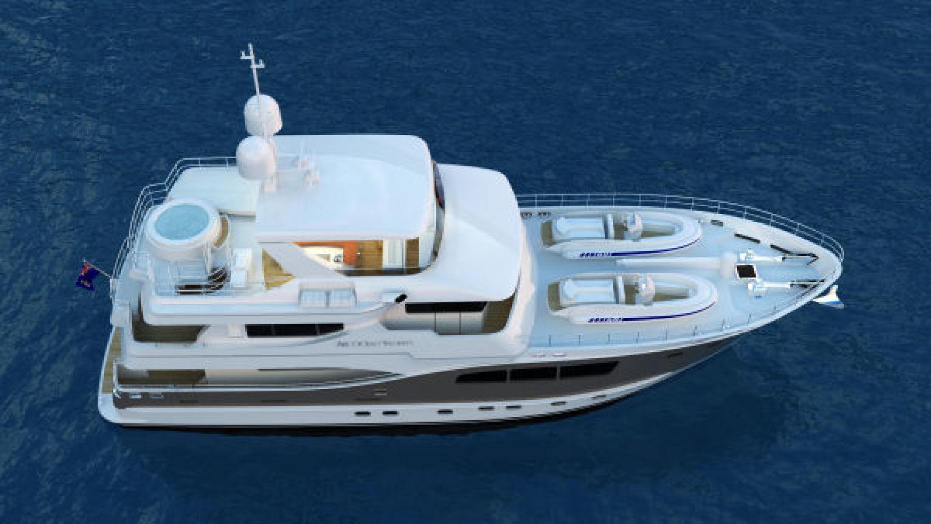 Custom-Tri Deck Explorer Yacht 2020 -Unknown-Brazil-Photo 13-862660 | Thumbnail