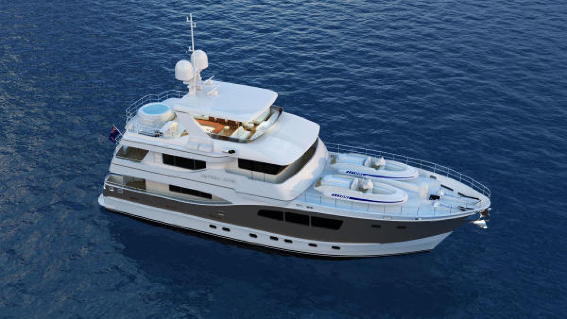 Custom-Tri Deck Explorer Yacht 2020 -Unknown-Brazil-Photo 12-862659 | Thumbnail