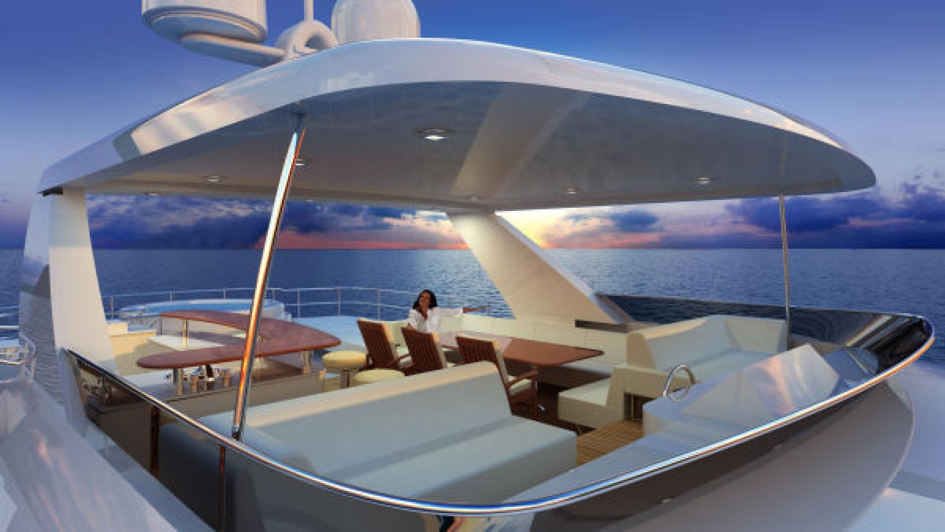 Custom-Tri Deck Explorer Yacht 2020 -Unknown-Brazil-Flybridge-862664 | Thumbnail