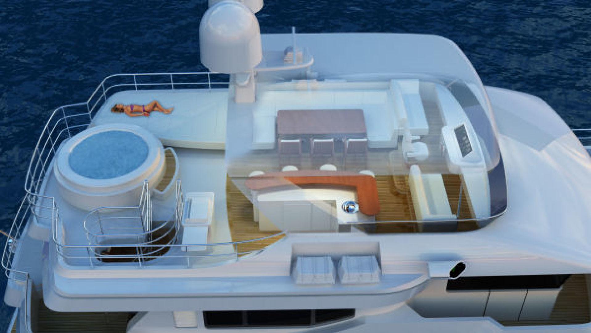 Custom-Tri Deck Explorer Yacht 2020 -Unknown-Brazil-Flybridge-862662 | Thumbnail