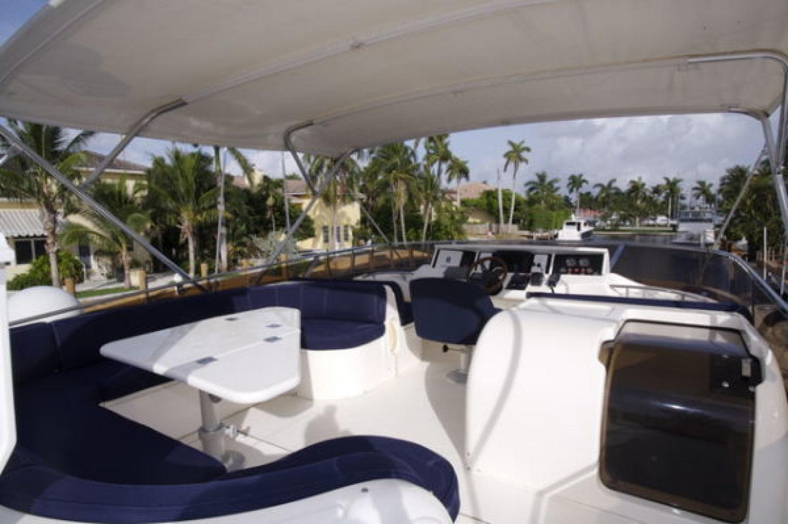Viking-Sport Cruiser 1999-LADY KARIMAN Fort Lauderdale-Florida-United States-Flybridge-617605 | Thumbnail