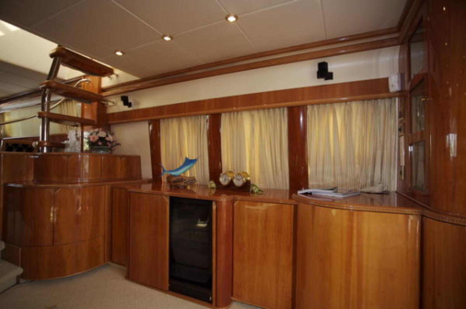 Viking-Sport Cruiser 1999-LADY KARIMAN Fort Lauderdale-Florida-United States-Main Salon-617594 | Thumbnail