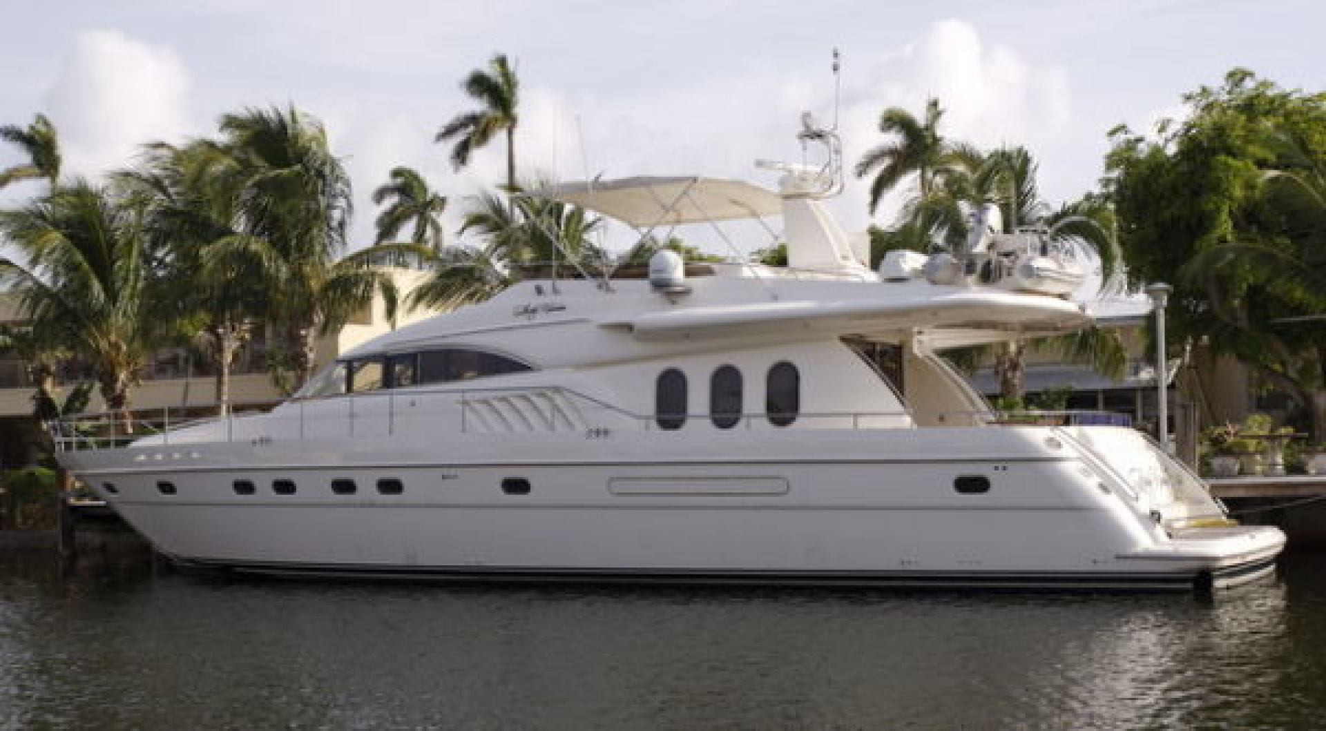 Picture Of: 72' Viking Sport Cruiser 1999 Yacht For Sale | 1 of 18