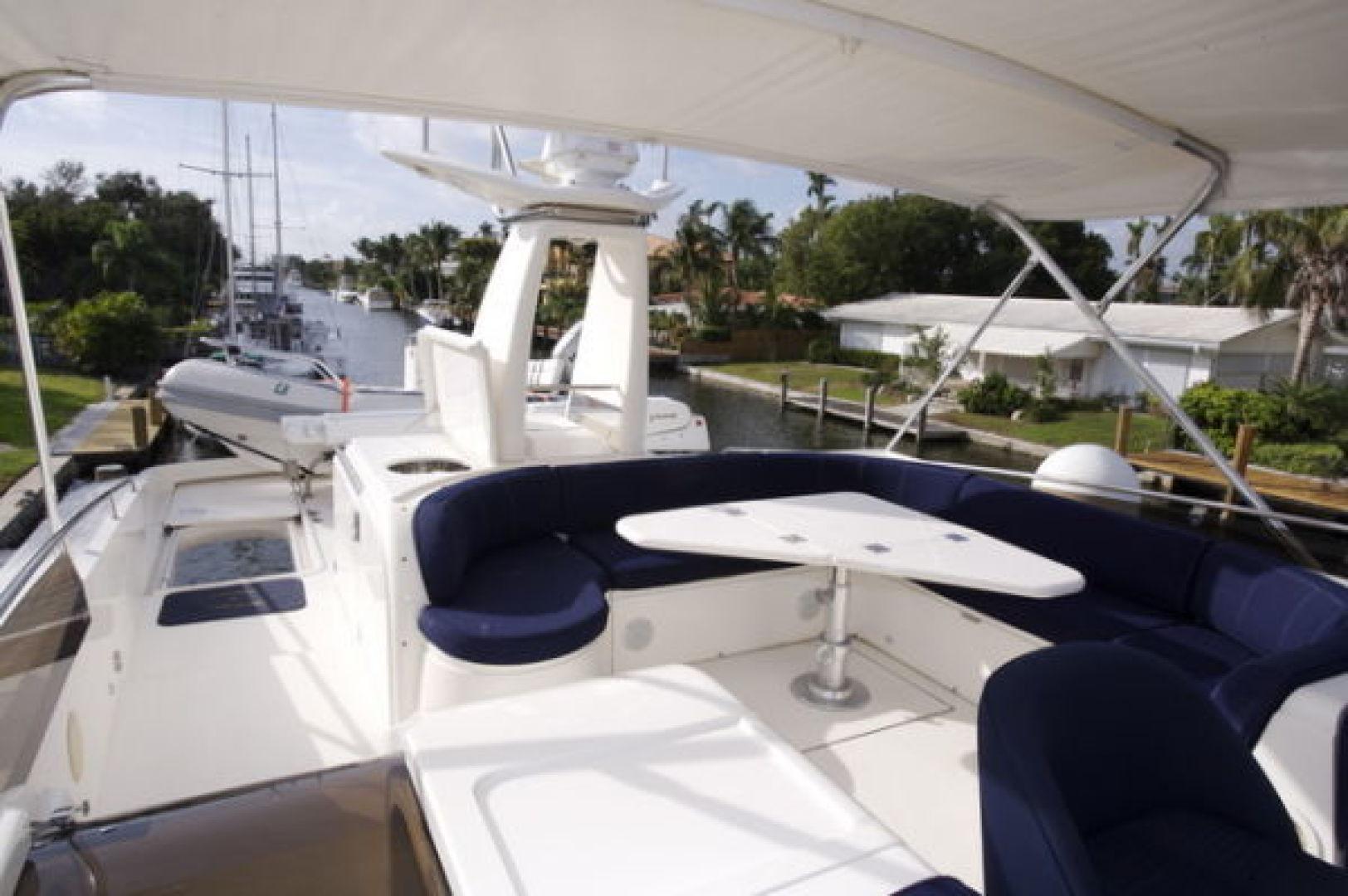 Viking-Sport Cruiser 1999-LADY KARIMAN Fort Lauderdale-Florida-United States-Flybridge-617606 | Thumbnail