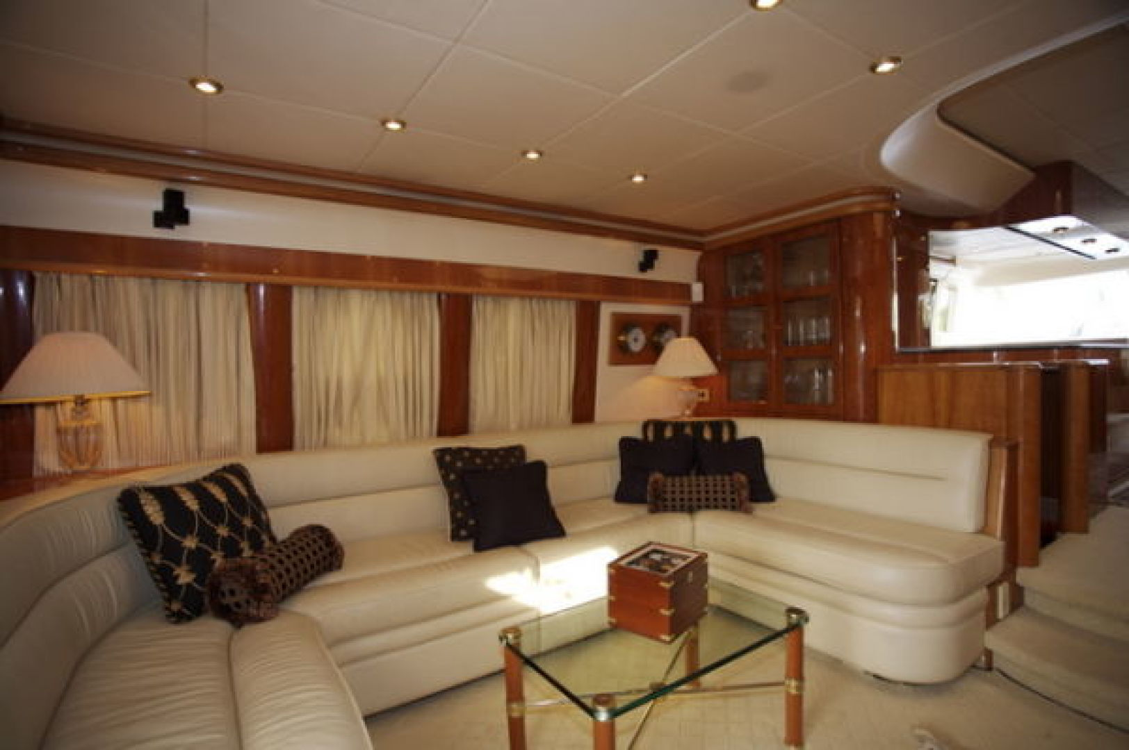 Picture Of: 72' Viking Sport Cruiser 1999 Yacht For Sale | 2 of 18
