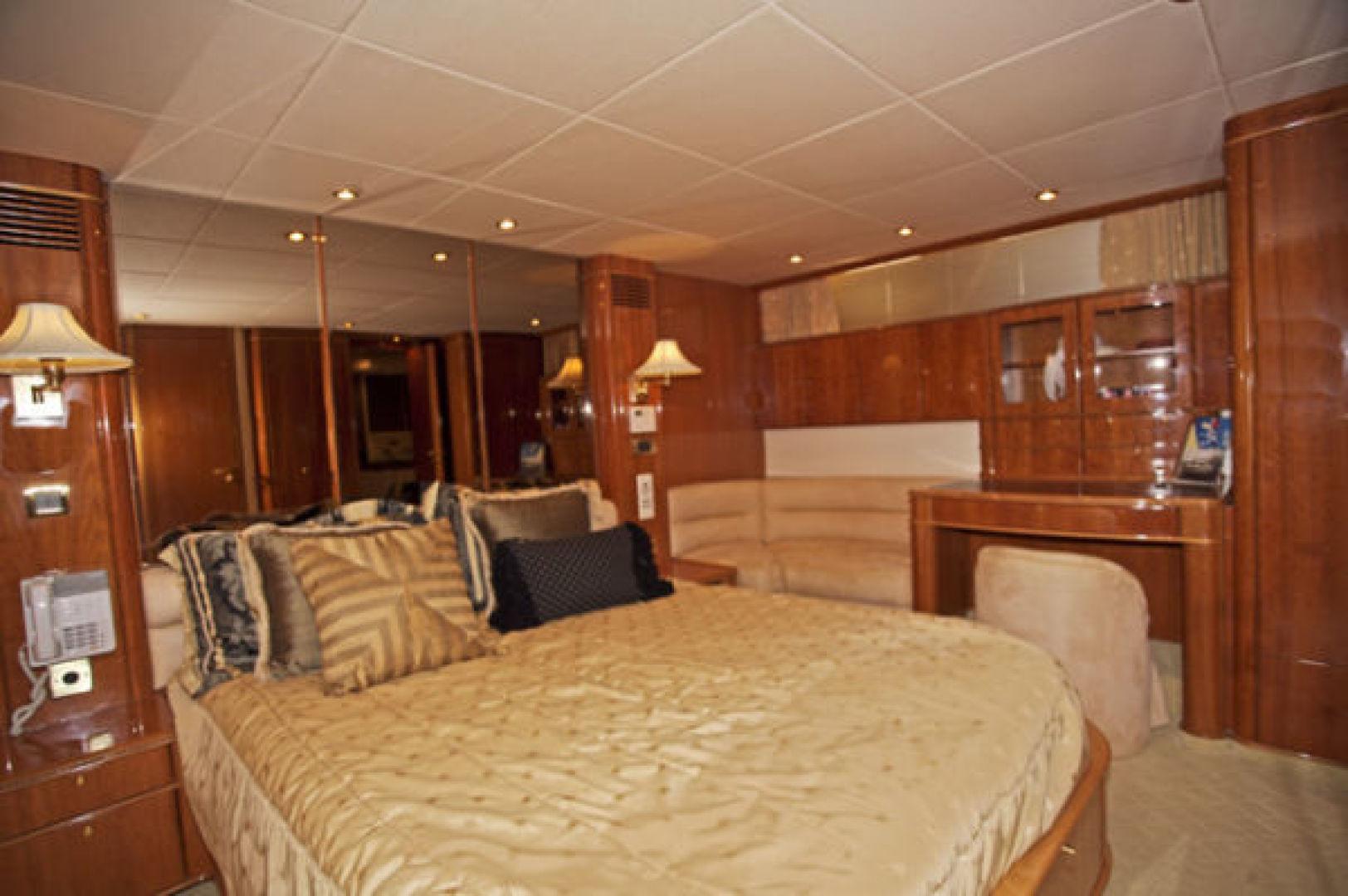 Viking-Sport Cruiser 1999-LADY KARIMAN Fort Lauderdale-Florida-United States-Master Stateroom-617599 | Thumbnail