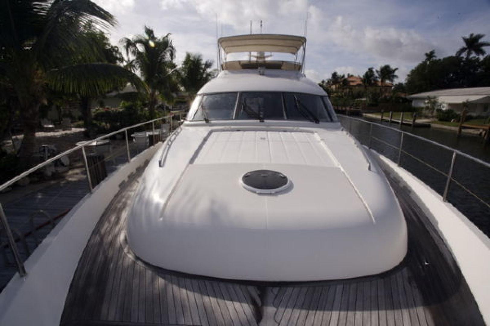 Viking-Sport Cruiser 1999-LADY KARIMAN Fort Lauderdale-Florida-United States-Bow-617609 | Thumbnail