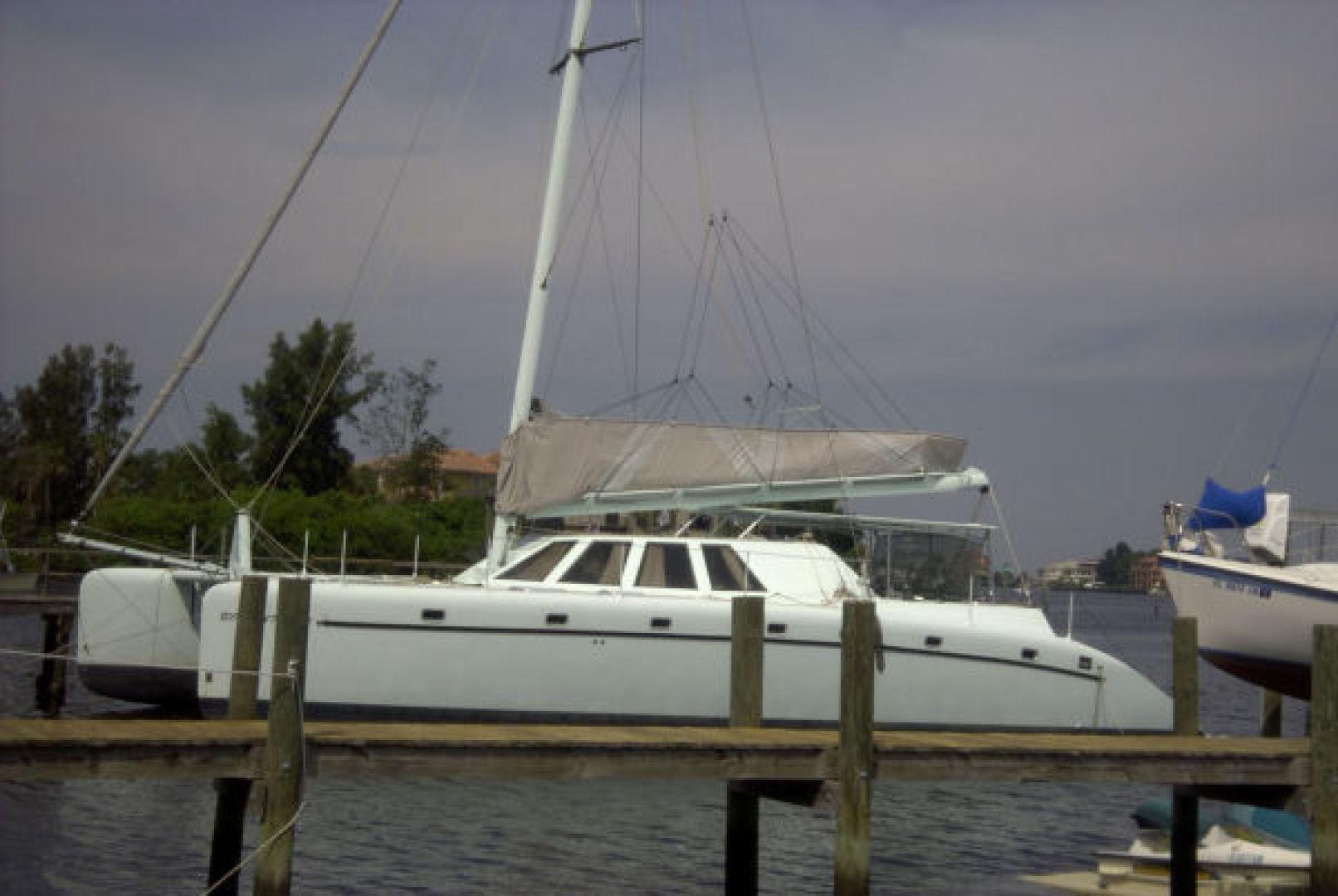 Catamaran Custom Commercial Term Charter