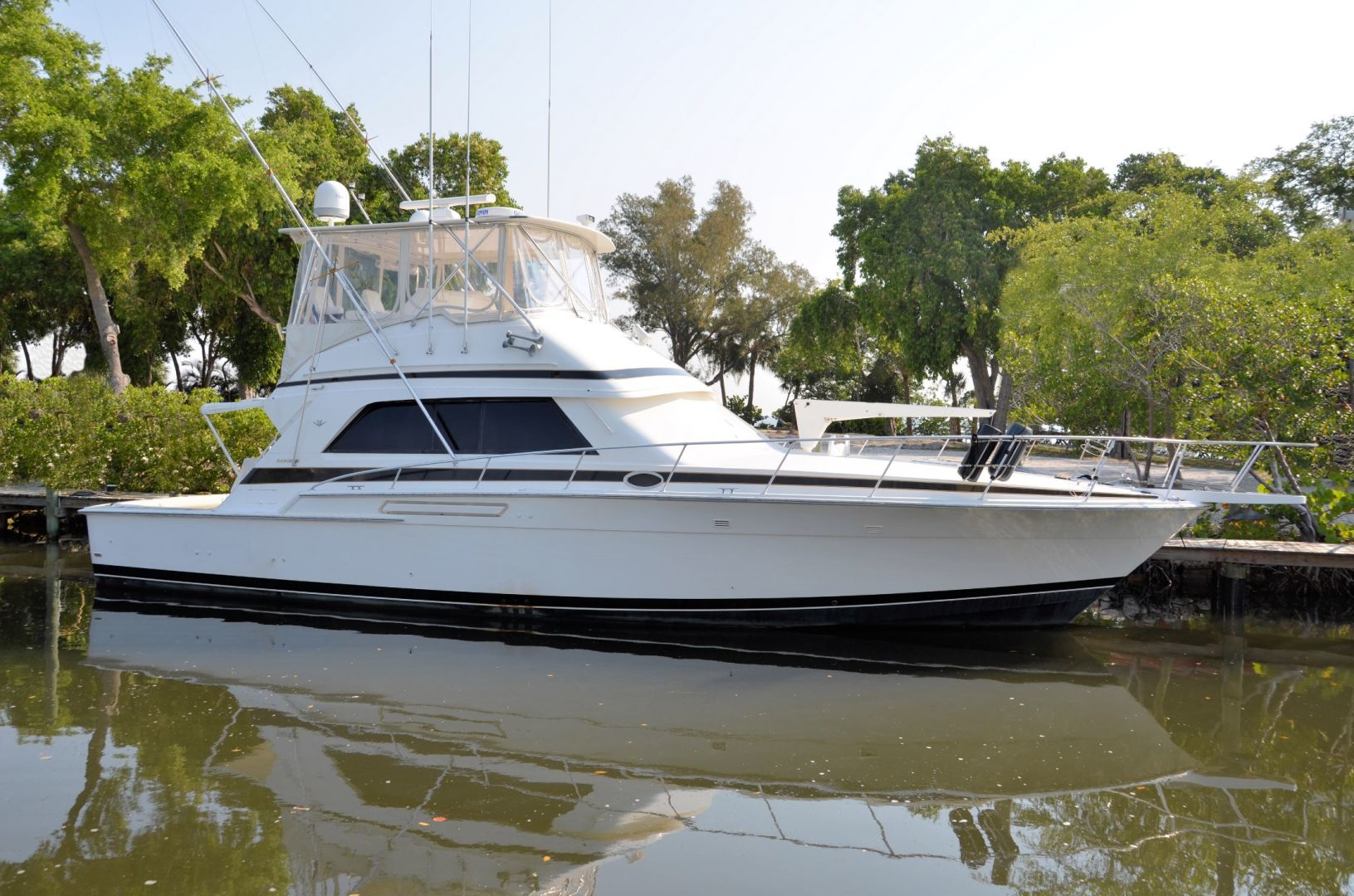 Picture Of: 50' Bertram 50 Convertible 1990 Yacht For Sale | 1 of 15