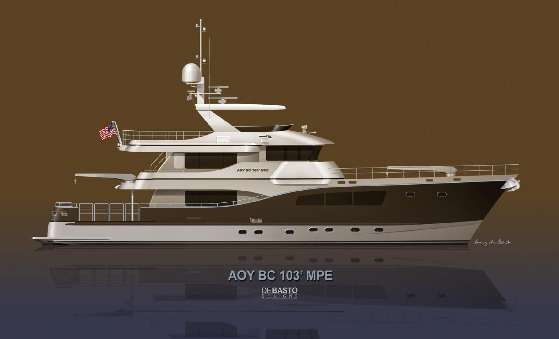 Picture Of: 103' Custom Explorer 2021 Yacht For Sale | 1 of 14