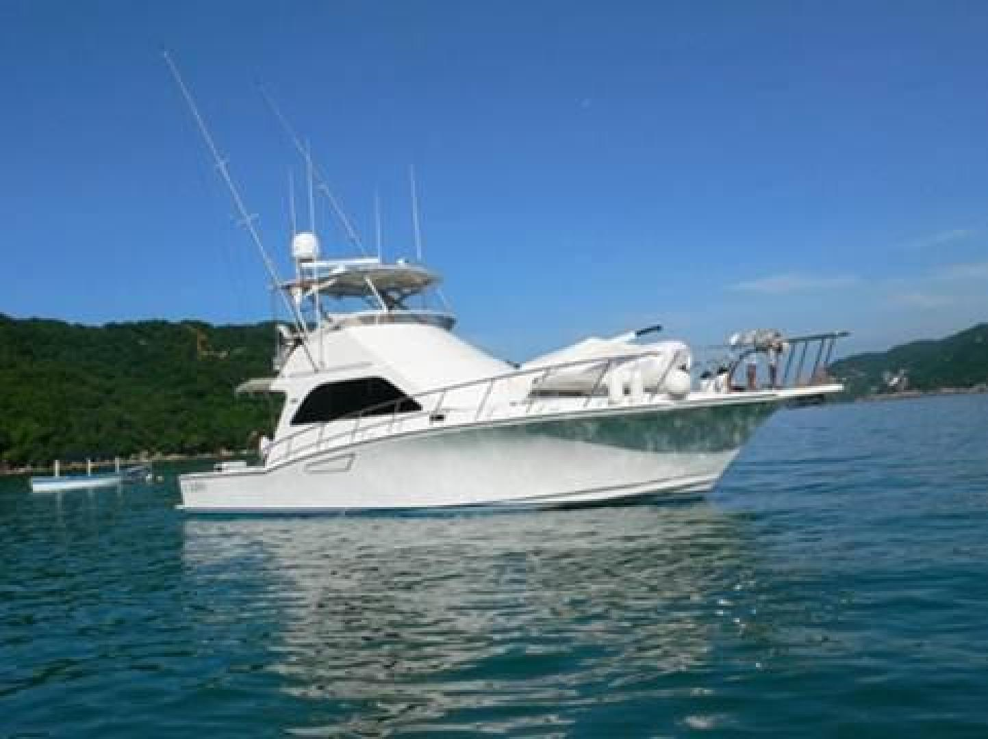 is a Cabo 47 Convertible Yacht For Sale--0