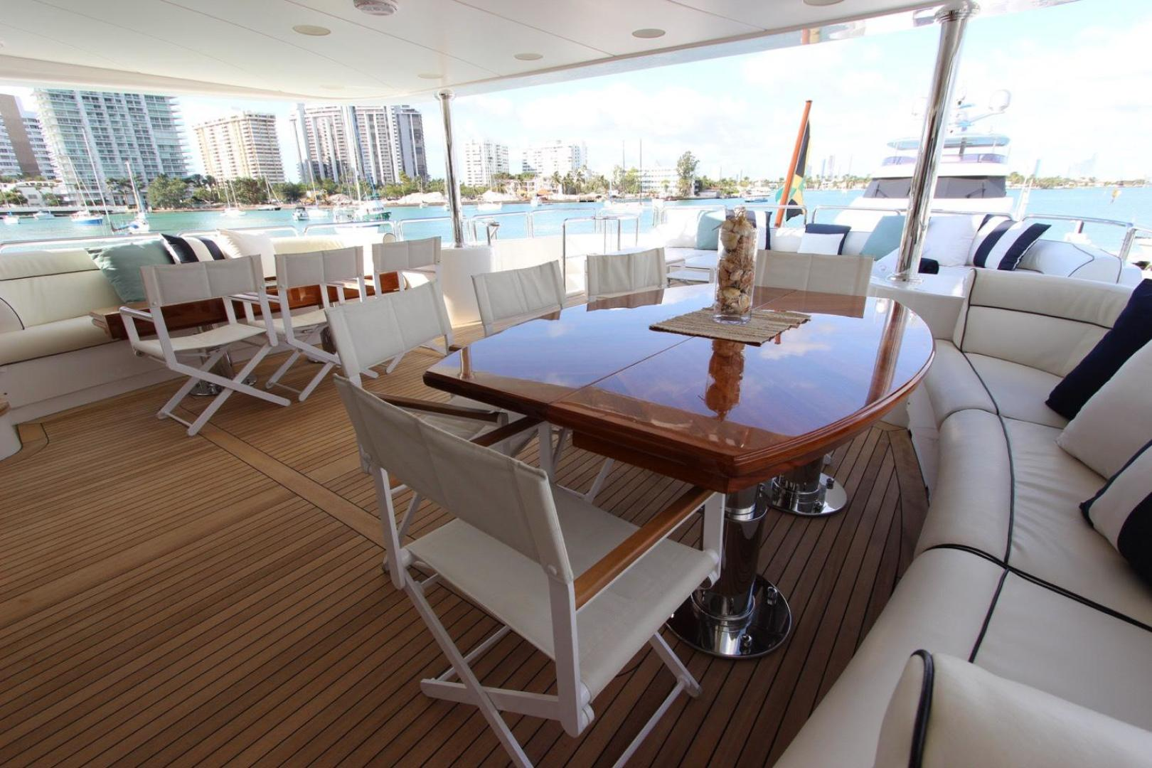 Benetti-Classic 115 2005 -Unknown-Florida-United States-2005 BENETTI 115 FOR SALE-600177 | Thumbnail